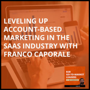 B2B 10   Account-Based Marketing