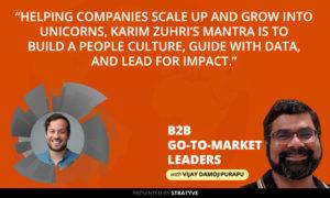 B2B 21 | Go To Market Strategies