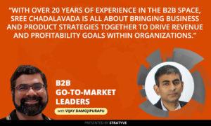 B2B 22 | Go To Market Strategies
