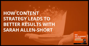 B2B 23 | Content Strategy
