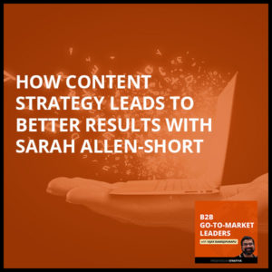 B2B 23   Content Strategy